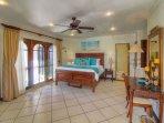 Luxury suite at Villa Tranquila