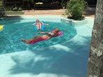 Pool advantages