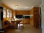 Eat corner - kitchen area