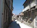 Calle Ferreiros desde arriba