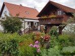FeWo Blumengarten | Haus Janne und Haus Willi