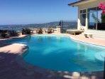 Pool/Terrace area