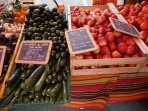 Check out the fabulous markets and local produce.