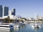 We are also an ideal base to explore the cultural attractions of Miami