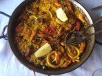 Join us for our weekly paella night during the summer.