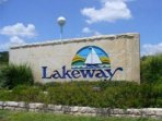 Entering the Lakeway Community