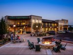 Whole Foods at the Beautiful Hill Country Galleria just 7 minutes away.