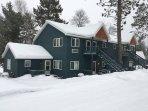 winter at Giants Ridge