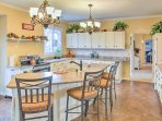 This property boasts 5,000 square feet of living space & accommodations for 18.