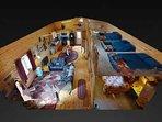 Ranch Cabin-Floor Plan