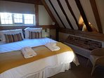 Superking bed - can be arranged as 2 single beds if notified at time of booking