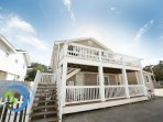 Cherry Grove Cottages and Parking