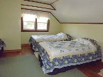 Another View of Bedroom with 4 Twins