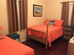 Bedroom 3 -  1 Double bed, 1 Twin bed