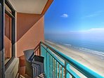 Escape to Myrtle Beach at this vacation rental condo!