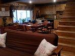 Open Floor Plan Downstairs