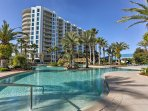 Escape to the Sunshine State when you book this vacation rental condo in Destin!