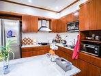 Just move in! We provide enough equipments and necessities for your cooking.