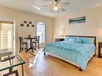 Retreat to one of the 3 comfortable bedrooms!