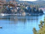Lake Arrowhead.