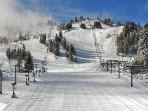 Snow Valley Ski Resort in Running Springs.