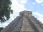 Chichen Itza, 7 wonder of the World Heritage site. Feel the magic while you are there.