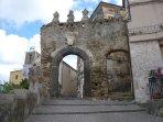 Agropoli. Porta Aragonese della città vecchia