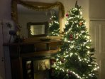 Christmas at Lighthouse Cottage, Scarborough