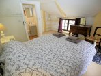 King size, master double bedroom with en-suite