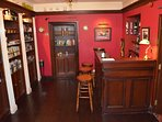The Bar with secret doors