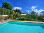 2 bedroom Apartment in San Polo in Chianti, Tuscany, Italy : ref 5239394