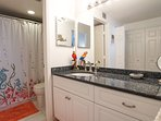 Sea Mar Master Bath with Walk In Closet and Dressing Area