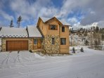 Ideally located, this home places you steps from the free ski shuttle to Winter Park!