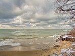 NEW! 6BR Home w/ Pool & Hot Tub on Lake Michigan!