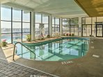 You'll have access to great community amenities, like an indoor/outdoor pool!