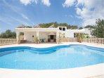 5 bedroom Villa in Cala Gracio, Balearic Islands, Spain : ref 5454933