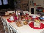 La tavernetta  della colazione