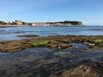 Rock Pools, South Bay, Scarborough