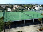 Cape Winds complex - 2 tennis courts with night lights
