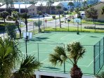 Cape Winds complex - basket ball court
