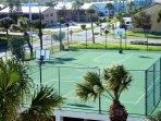 Cape Winds complex - basket ball court