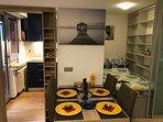 cosy studio-apartment