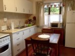 Kitchen - fully equipped for self catering!