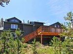 Rare three bedroom mountain home in Fraser
