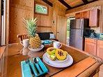Healthy Breakfast - Hawaiian Style!