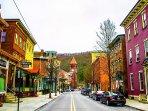 Jim Thorpe Historic Town