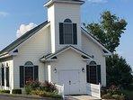 On-site wedding chapel