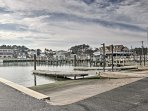 The boat launch is just 5 minutes from the house!