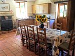 Well Equipped French Country Kitchens