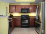 Updated with Stainless Steel Large LG Refrigerator and Samsung Dishwasher
